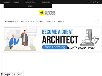 re-thinkingthefuture.com