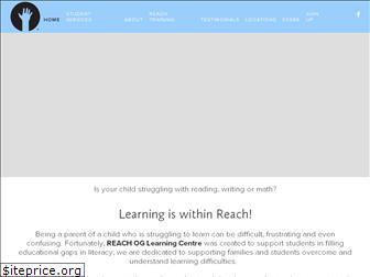 reachlearningcentre.com