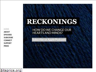 reckonings.show