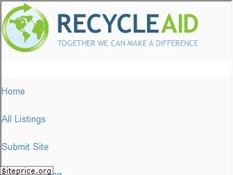 recycleaid.co.uk