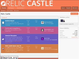 reliccastle.com