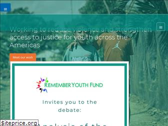 rememberyouth.fund