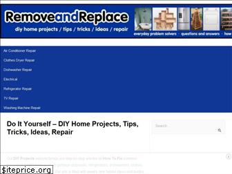 removeandreplace.com