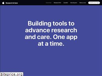 researchandcare.org