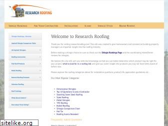 researchroofing.com