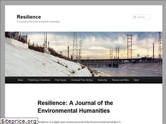 resiliencejournal.org