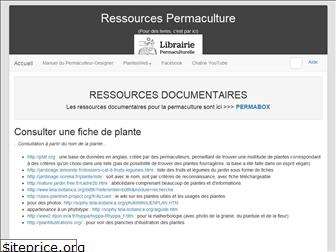 ressources-permaculture.fr