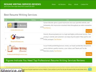resume-writing-services.reviews