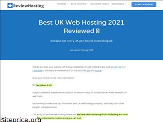 reviewhosting.co.uk