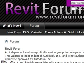 revitforum.org