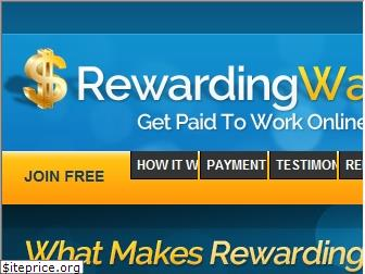 rewardingways.com