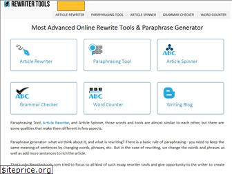 rewritertools.com