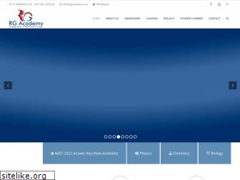 rgacademy.co.in