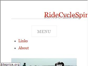 ridecyclespin.com