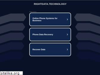rightdata.technology