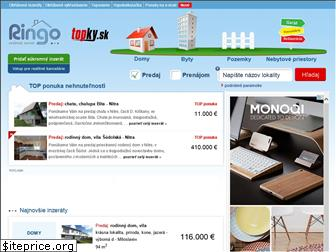 www.ringo.sk website price