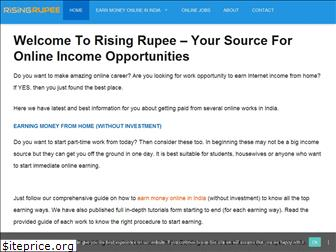risingrupee.in