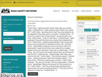 roadsafetynetwork.in