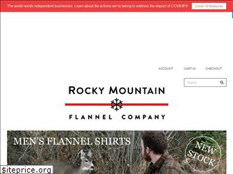 rockymountainflannel.com