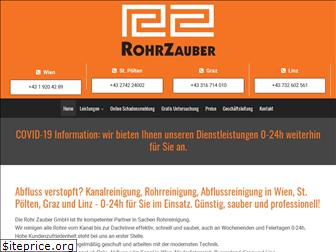 rohrzauber.at