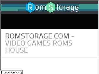romstorage.com