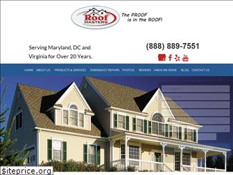 roofmasters.com