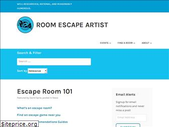roomescapeartist.com