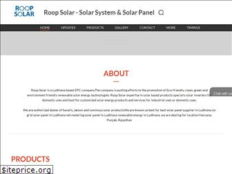 roopsolar.in