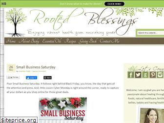rootedblessings.com