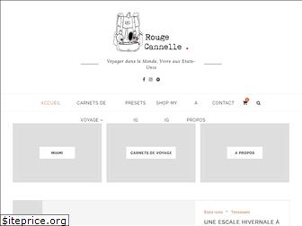 rouge-cannelle.com