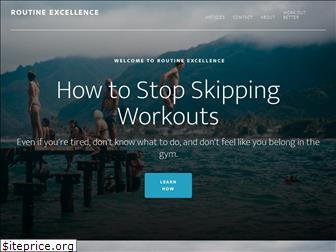 routineexcellence.com