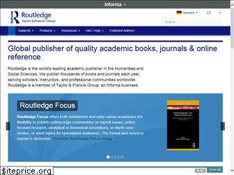 routledge.com