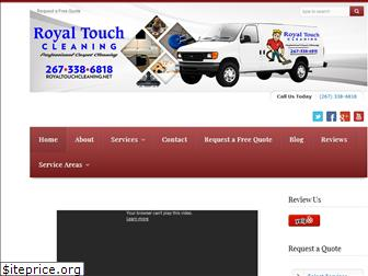 royaltouchcleaning.net
