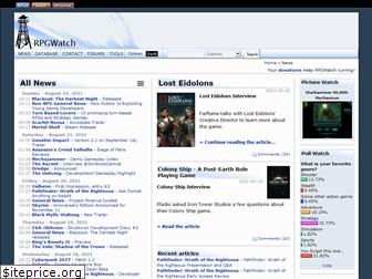 Top 77 Similar Web Sites Like Rpgcodex Net And Alternatives Most pc gamers that i know would rank it in the top 10 best pc rpg's. similar sites like
