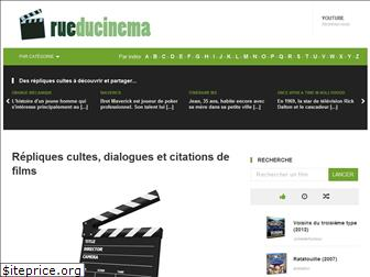rueducinema.com