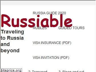 russiable.com