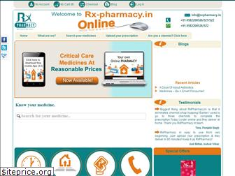 rxpharmacy.in
