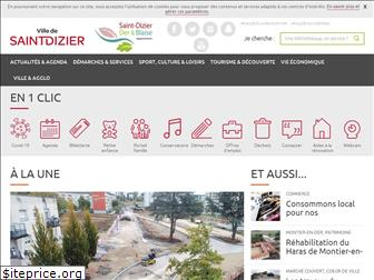 www.saint-dizier.fr website price