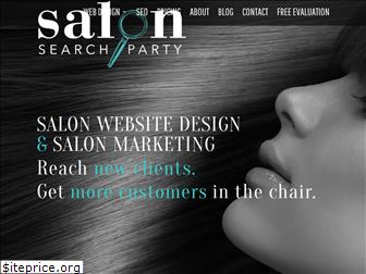 salonsearchparty.com