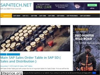 sap4tech.net