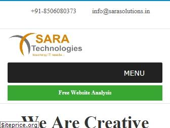 sarasolutions.in
