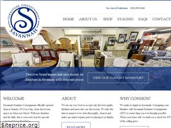 savannahfurnitureconsignment.com