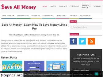 saveallmoney.com