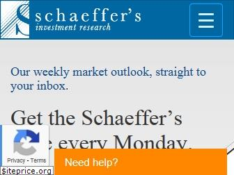 schaeffersresearch.com