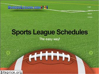 scheduleague.com