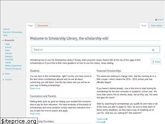 scholarshiplibrary.com