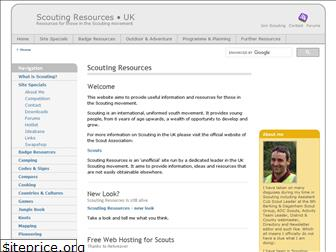 scoutresources.org.uk