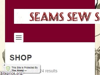 www.seamssewsuzi.co.uk website price