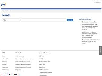 search.ets.org