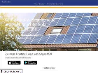 secondsol.com